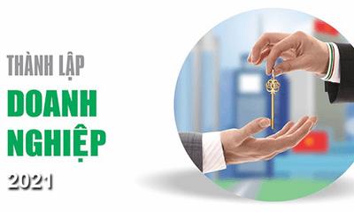 Quy định mới về đăng ký doanh nghiệp năm 2021