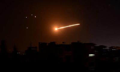 Tình hình chiến sự Syria mới nhất ngày 19/11: Israel bất ngờ tấn công Syria sau 2 tháng