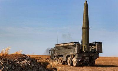 Nga phát triển vũ khí thay thế hệ thống tên lửa đạn đạo Iskander