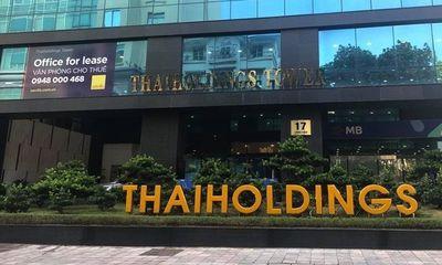 Thaiholdings của bầu Thụy thế chấp trụ sở, vay thêm tối đa 700 tỷ đồng để làm gì?