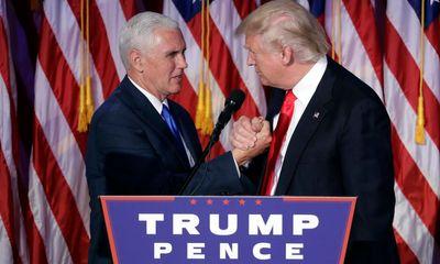 Thế khó của ông Mike Pence sau 4 năm sát cánh cùng Tổng thống Trump
