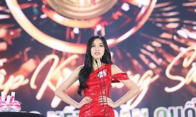 Tân Hoa hậu Việt Nam Đỗ Thị Hà trả lời ứng xử ra sao mà gây tranh cãi?