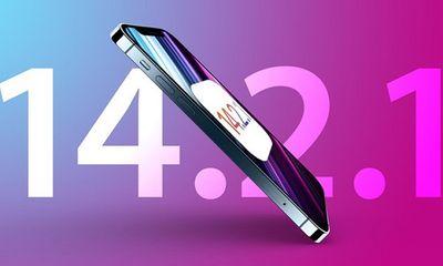 Tin tức công nghệ mới nóng nhất hôm nay 21/11: Apple ra mắt bản cập nhật mới sửa lỗi trên iPhone 12