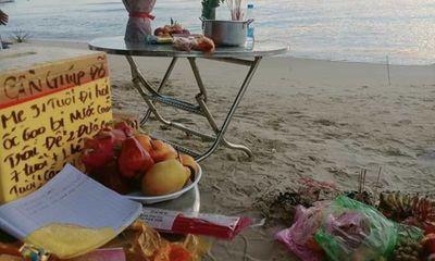 Vụ người phụ nữ đi bắt ốc ở biển bị mất tích: Tìm thấy thi thể nạn nhân