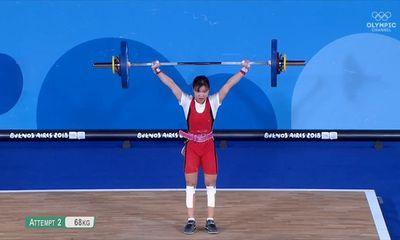 Thể thao 24h - Cử tạ Việt Nam có nguy cơ bị cấm dự Olympic sau khi phát hiện 2 vận động viên sử dụng doping