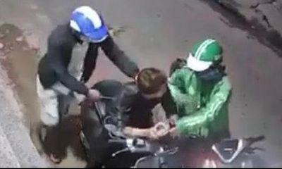 Nghi phạm dí dao, cướp xe Vespa của thanh niên một năm trước bị bắt ở đâu?
