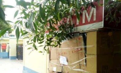 Tin tức pháp luật mới nhất ngày 25/11: Trích xuất camera truy tìm kẻ trộm bịt mặt phá cây ATM lấy tiền
