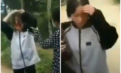 Vụ nữ sinh dùng mũ bảo hiểm đánh bạn ở Thanh Hóa: Trường học có báo cáo gửi sở GD&ĐT