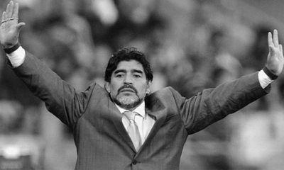 Huyền thoại bóng đá Diego Maradona qua đời ở tuổi 60, Argentina để quốc tang