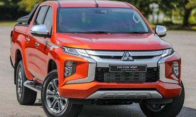 Thế giới Xe - Mitsubishi Triton Adventure X 2020 ra mắt, giá bán từ 776 triệu đồng