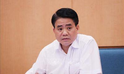 Ông Nguyễn Đức Chung cùng đồng phạm được đề nghị áp dụng nhiều tình tiết giảm nhẹ