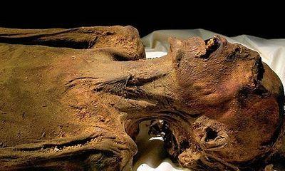 """Bí ẩn rùng rợn phía sau """"xác ướp la hét"""" 3000 năm tuổi ở Ai Cập"""