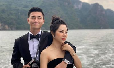"""Vừa công khai hẹn hò, bạn gái Huỳnh Anh khiến dân tình xôn xao khi """"úp mở"""" về đám cưới"""