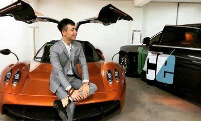 Choáng váng với khối tài sản nghìn tỷ của thiếu gia Minh