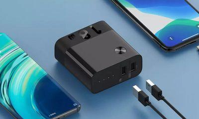 Tin tức công nghệ mới nóng nhất hôm nay 1/12: Xiaomi trình làng củ sạc tích hợp pin dự phòng