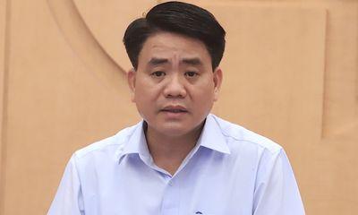 Xét xử kín vụ ông Nguyễn Đức Chung vào ngày nào?