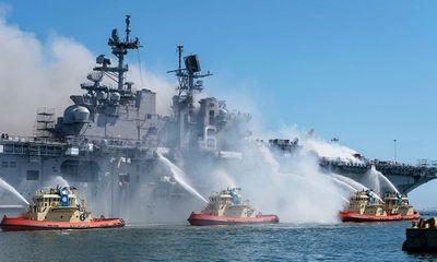 Hải quân Mỹ chi 30 triệu USD để