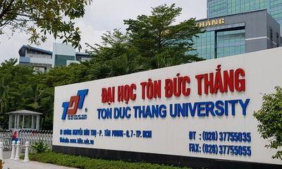 Trường đại học đầu tiên ở TP.HCM cho sinh viên nghỉ học tập trung phòng dịch COVID-19