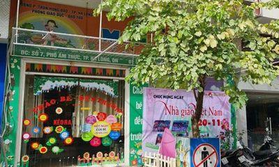 Phụ huynh viết đơn xin rút kinh nghiệm, sửa sai vì hiểu lầm cô giáo ở Quảng Ninh đánh học sinh