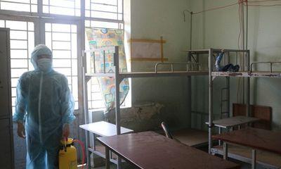 Bệnh nhân 1349 có lịch trình di chuyển dày đặc, nhiều lần đi học ở trung tâm