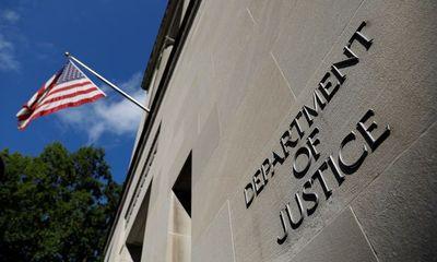 Bộ Tư pháp Mỹ điều tra nghi vấn
