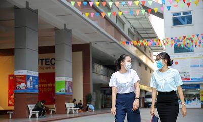 Sinh viên ĐH Công nghệ TP.HCM nghỉ học từ 2/12-6/12 phòng dịch COVID-19