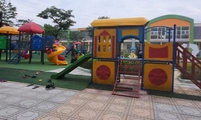 Hà Nội: Bé 4 tuổi nhập viện cấp cứu sau giờ học ngoài trời ở trường