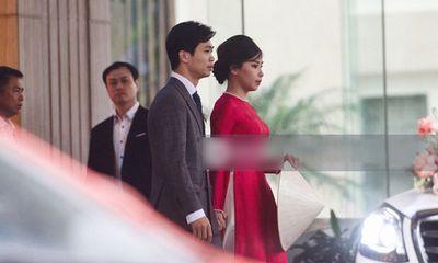 Cận cảnh đám cưới hoành tráng nhà Công Phượng ở Nghệ An với hơn 1.000 khách mời