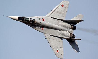 Chiến đấu cơ Syria MiG-29 ngăn chặn thành công F-16 của Israel