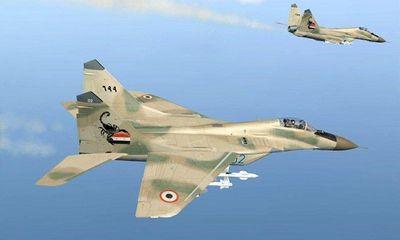 Tình hình chiến sự Syria mới nhất ngày 3/12: MiG-29 Syria chặn đứng các cuộc tấn công của F-16 Israel