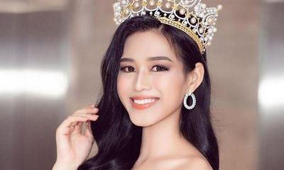Tân Hoa hậu Đỗ Thị Hà lọt top gương mặt sáng giá nhất Miss World 2021