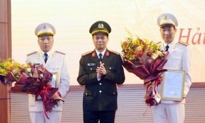 Chân dung 2 tân Phó Giám đốc Công an tỉnh Hải Dương vừa được bổ nhiệm