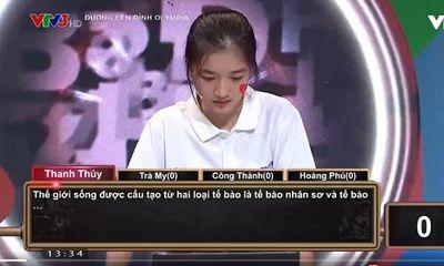 Nữ sinh Thái Nguyên được