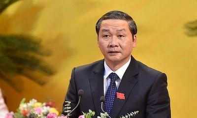 Ông Đỗ Minh Tuấn được bầu giữ chức Chủ tịch UBND tỉnh Thanh Hóa