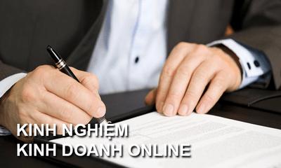 Các bước đăng ký kinh doanh online trên các trang thương mại điện tử 2021