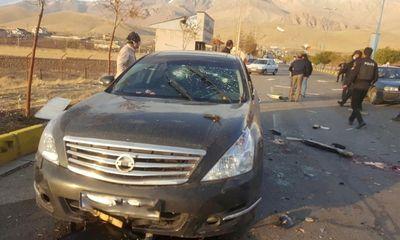 Hé lộ vũ khí được sử dụng trong vụ nhà khoa học hạt nhân hàng đầu ở Iran bị ám sát