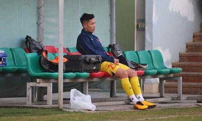 Thêm một cầu thủ rời đội tuyển Việt Nam vì gặp chấn thương