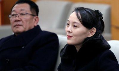 Vừa tái xuất, em gái Chủ tịch Kim Jong-un gay gắt chỉ trích ngoại trưởng Hàn Quốc