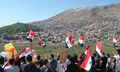 Người dân Cao nguyên Golan kêu gọi tổng tiến công chống lại Israel