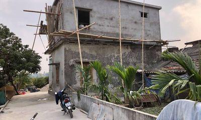 Thái Bình: Sập giàn giáo khi đang thi công nhà dân, 3 thợ xây tử vong