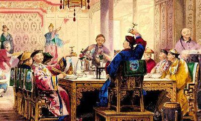 Các vương gia nhà Thanh được hưởng bổng lộc