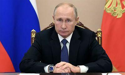 Hạ viện Nga phê duyệt dự luật miễn truy tố trọn đời cho tổng thống
