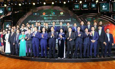 Phúc Khang vào top doanh nghiệp bền vững Việt Nam 2020