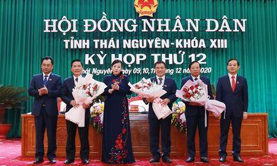 Chân dung cán bộ 7X vừa được bầu làm Chủ tịch UBND tỉnh Thái Nguyên