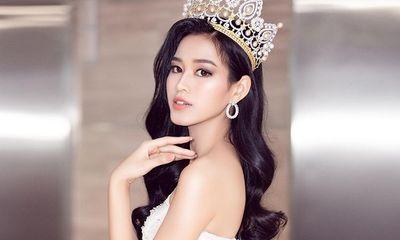 Tiết lộ lý do tân Hoa hậu Đỗ Thị Hà giảm 4kg, nhan sắc