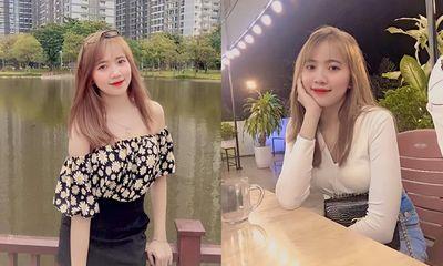 """Nữ sinh Lâm Đồng sở hữu nhan sắc """"vạn người mê"""""""