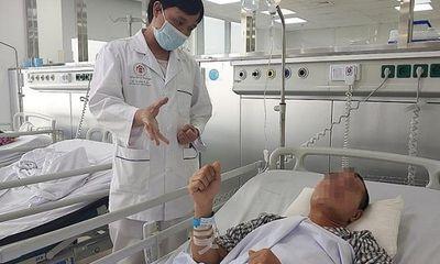 Nam thanh niên 28 tuổi đột quỵ sau cơn đau đầu dữ dội