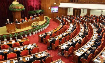Tiếp thu ý kiến, hoàn chỉnh các dự thảo văn kiện trình Đại hội XIII của Đảng