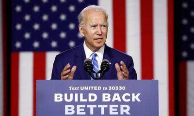 Bầu cử Tổng thống Mỹ 2020: Vượt mốc 270 phiếu đại cử tri, ông Joe Biden khẳng định chiến thắng