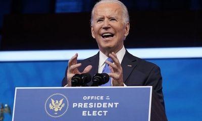 Quan chức đảng Cộng hoà chính thức công nhận ông Joe Biden là tổng thống đắc cử